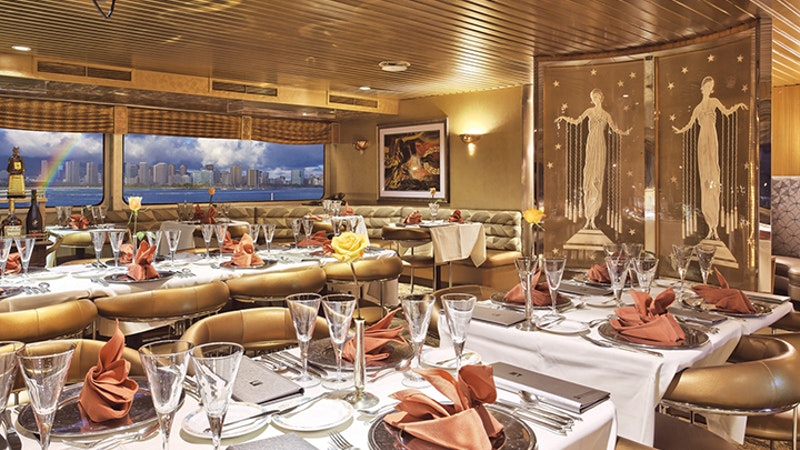 Star of Honolulu cruise – 5 Star dining  Review