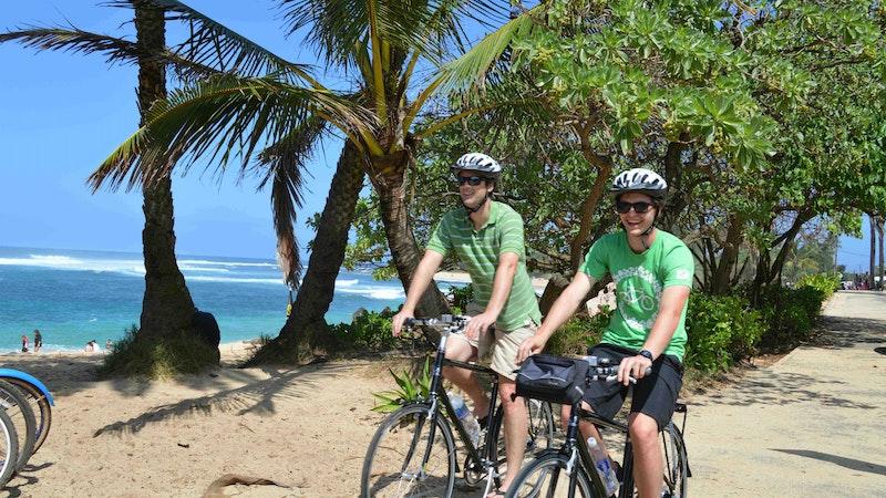 Pedal Bike Tours Hawaii – A Fresh Way to Sightsee on Oahu