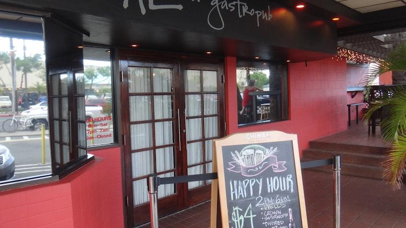 The Honolulu Gastropub Movement