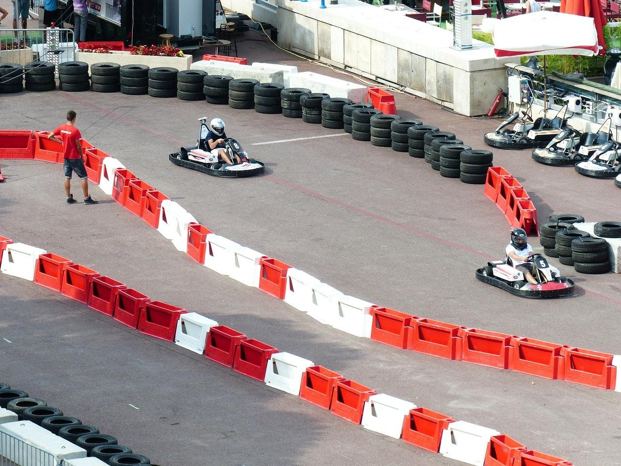 Go kart racing oahu