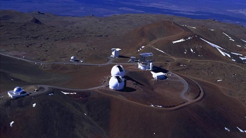 Scientific Research in Hawaii