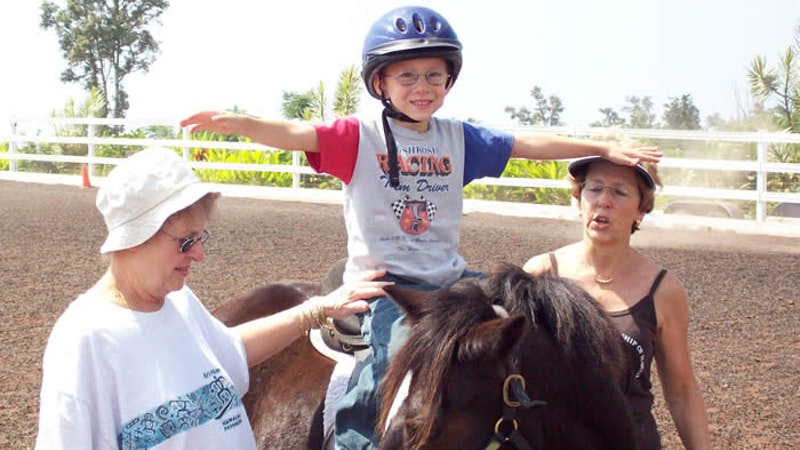 Therapeutic Horsemanship of Hawaii