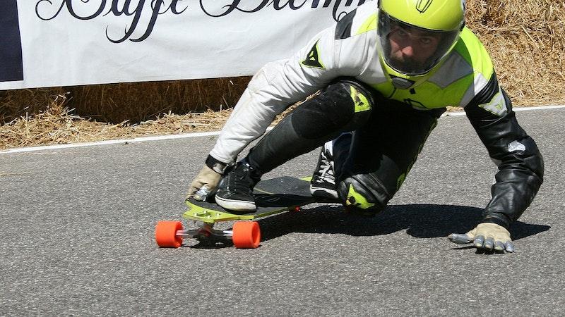 Hot Wheels: Downhill Skateboarding in Hawaii