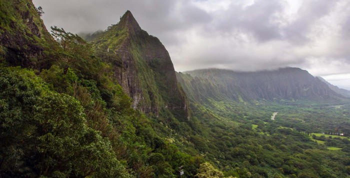 Koolau Cliffs