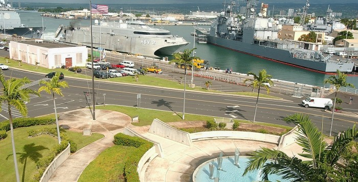 Pearl Harbor Roads