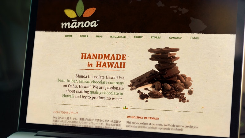 Hawaii For Chocoholics