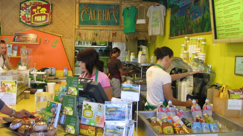 Where to Juice in Hawaii