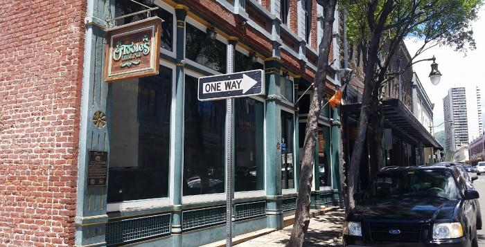 O'Tooles Bar Exterior