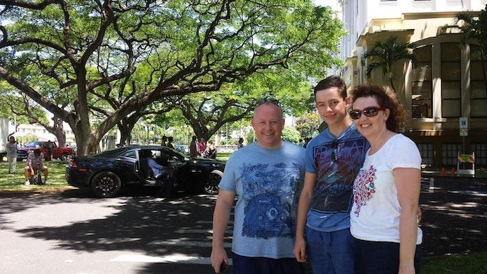 Vacationing vs. just Traveling to Hawaii