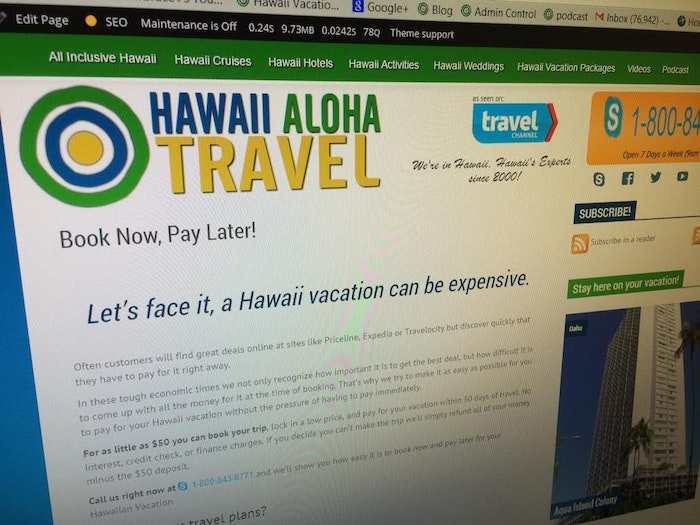Hawaii Hotel Prices are CHEAPER when compared to similar destinations