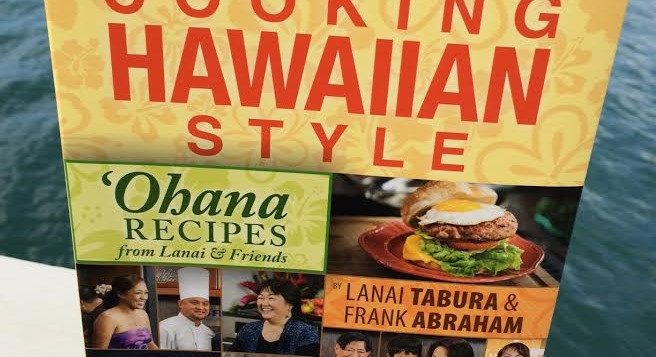 Book cover - Cooking Hawaiian Style