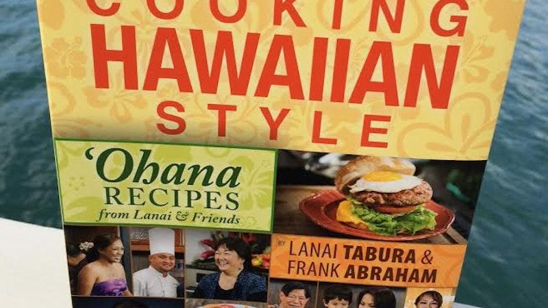 Cooking Hawaiian Style – The Book