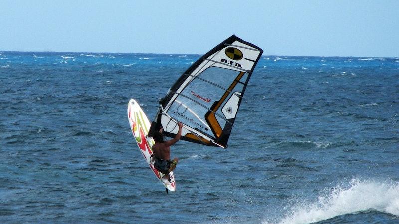 Ride the Wind in Hawaii!
