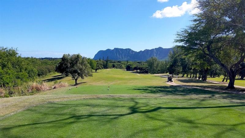 A handful of Windward Oahu golfing options