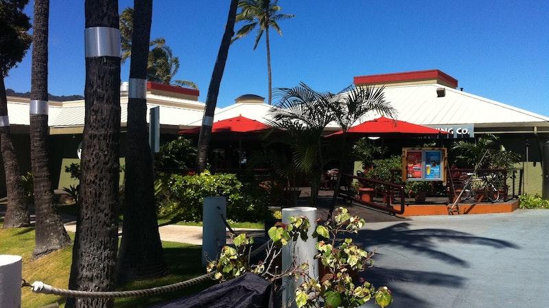 Kona Brewing Company Reopens