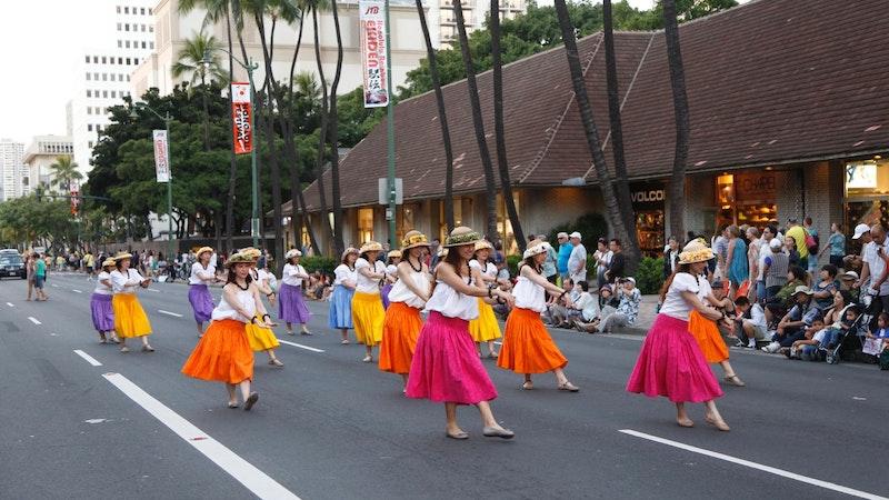 Honolulu Festival Brings Harmony