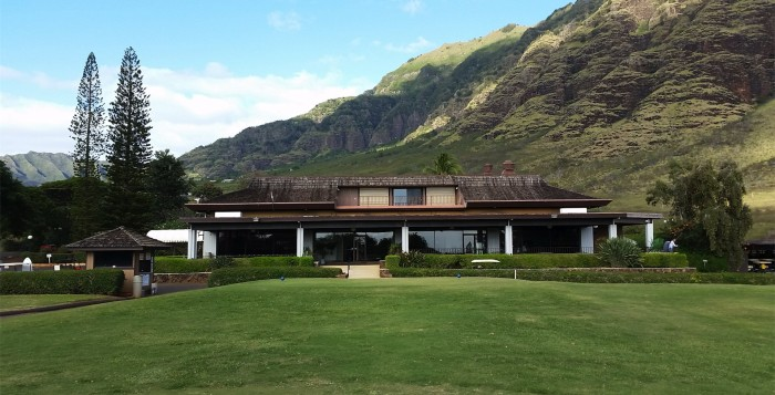 Makaha Golf Clubhouse
