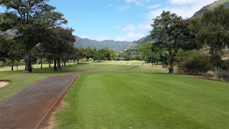 Makaha Valley Country Club Golf: Worth the Drive