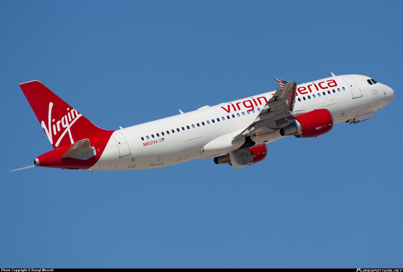 Virgin America Announces Inaugural Flight To Hawaii