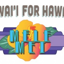 logo for Hawaii for Hawaii benefit concert
