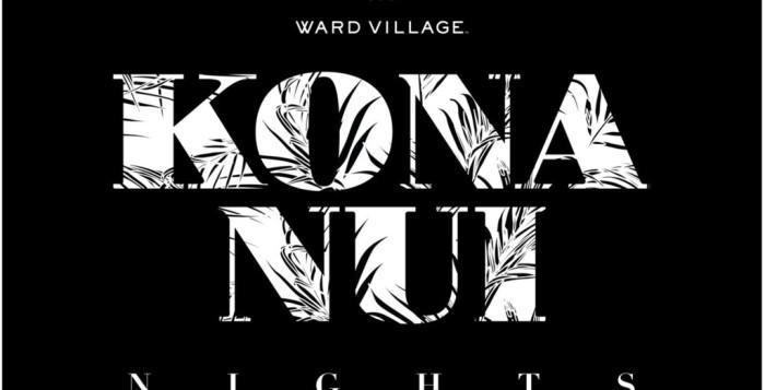 Kona Nui Nights Logo