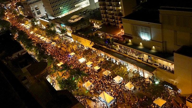 The Waikiki Spam Jam: So Hawaii!