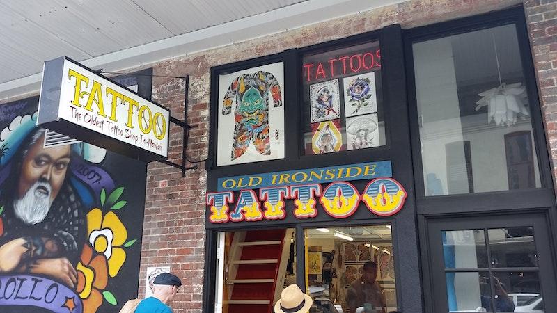 Sailor Jerry Festival celebrates a legendary WWII tattoo artist