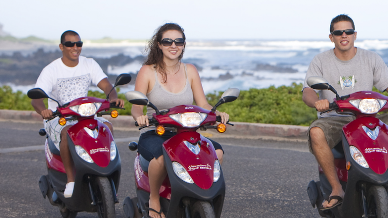 Moped Accidents Prompt Warnings in Hawaii