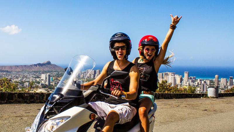 No Rental Car on Oahu? No Problem!