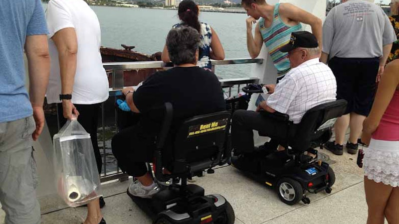 Oahu for Travelers with Disabilities