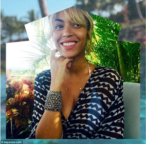 beyonce in hawaii