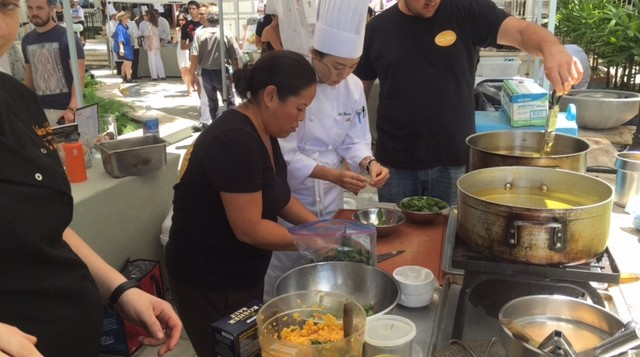 Chef Le Ann Wong from Koko Head Cafe