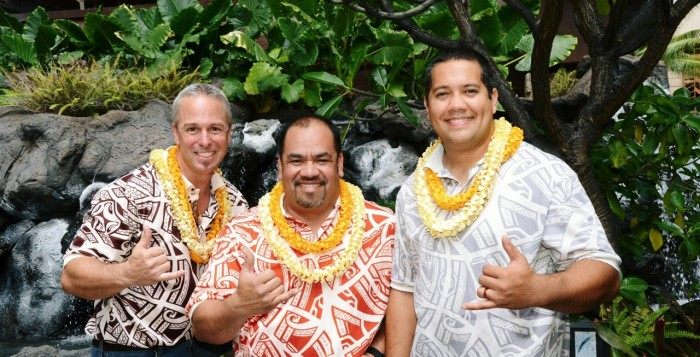 the group, maunalua
