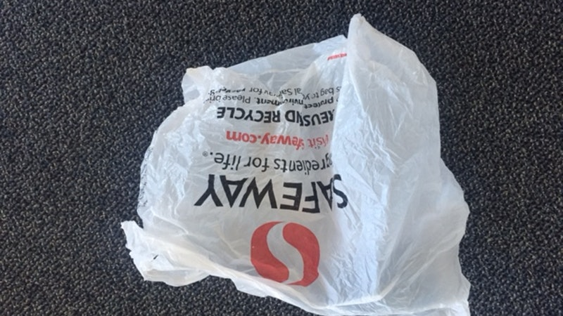 Plastic Bags in Hawaii Restricted