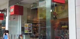 the LEGO® store at ala moana center