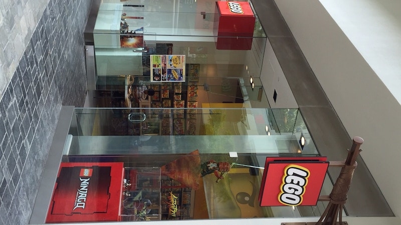 4 Places for LEGO®  Lovers on Oahu