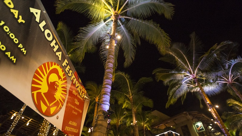 Color and Culture: The Aloha Festivals in Hawaii