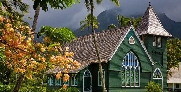 waiola church in lahaina on maui
