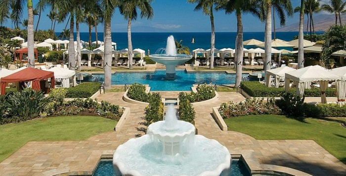 the four seasons maui at wailea