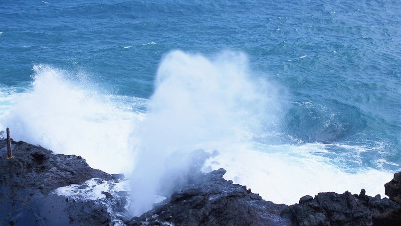 3 Reasons to Be On-Alert at Halona Blowhole on Oahu