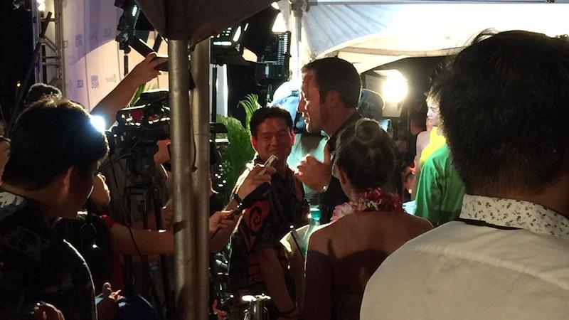 Hawaii Five-O Premiere Wrap Up