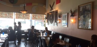diners inside jj bistro and french pastry
