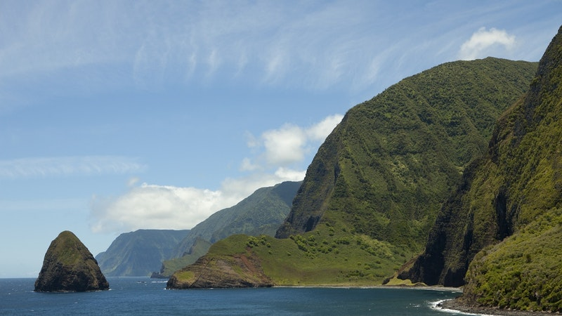 Slow It Down on Molokai