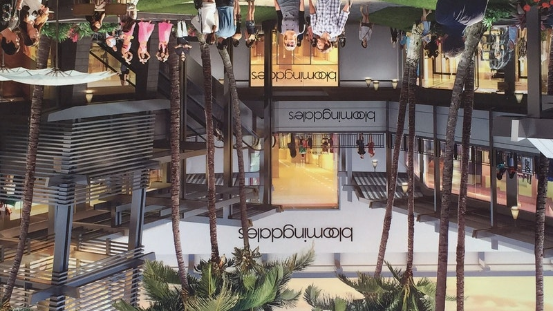 Attention Shoppers: Oahu's Ala Moana Center Expansion Days Away!