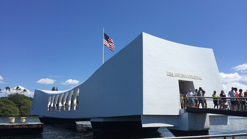 Honor WWII's End at Pearl Harbor in Hawaii
