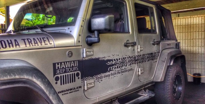 hawaii jeep tours jeep