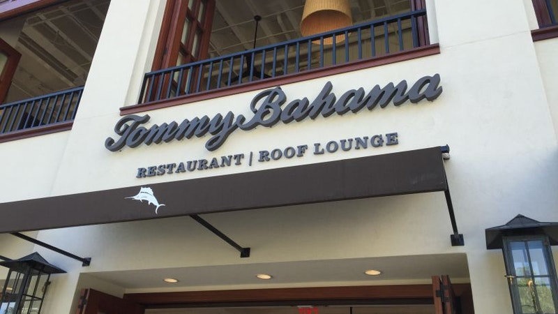 Tommy Bahama Bar and Store on Oahu Hits the Mark!