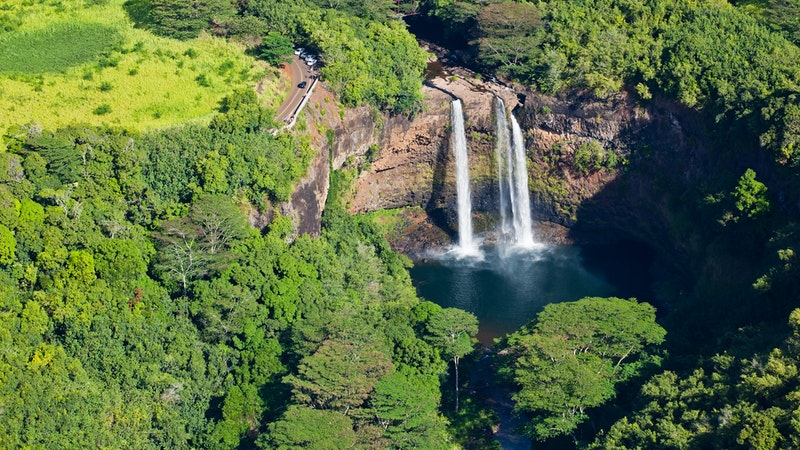 Top 5 Waterfalls On Kauai