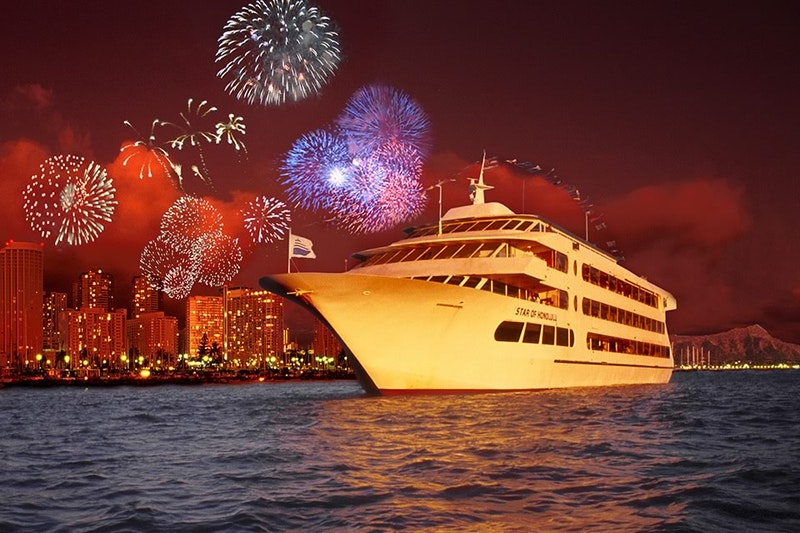 New Years Eve Vacation Packages