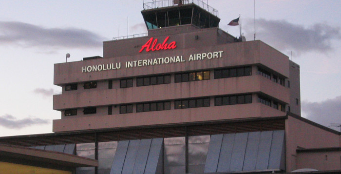 the honolulu airport